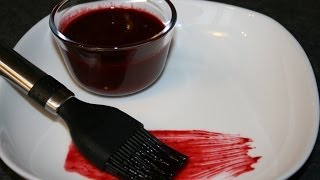Coulis aux fruits rouges