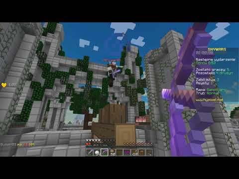 Skywarsy Duo | Hypixel | Nowe Rendey |
