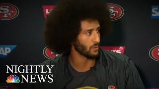 Nike Unveils New Commercial Featuring Colin Kaepernick Despite Controversy | NBC Nightly News