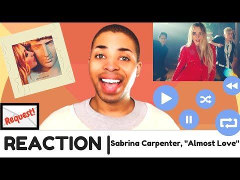 "Sabrina Carpenter, ""Almost Love"" | REACTION"