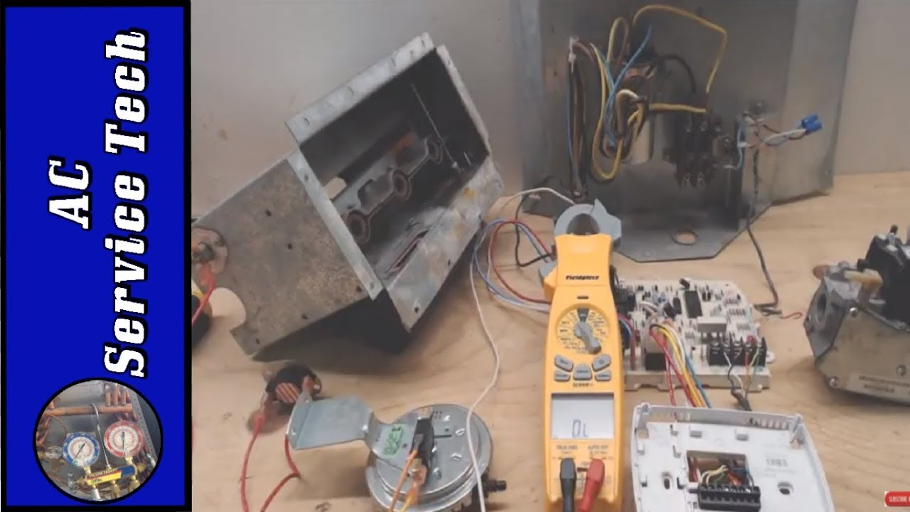 Hvac Electrical Troubleshooting How To Find A Low Voltage Short Wiring