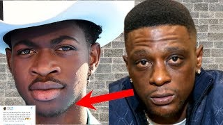 Lil Boosie Just BROKE ALL THE RULES With This Message About Lil Nas X