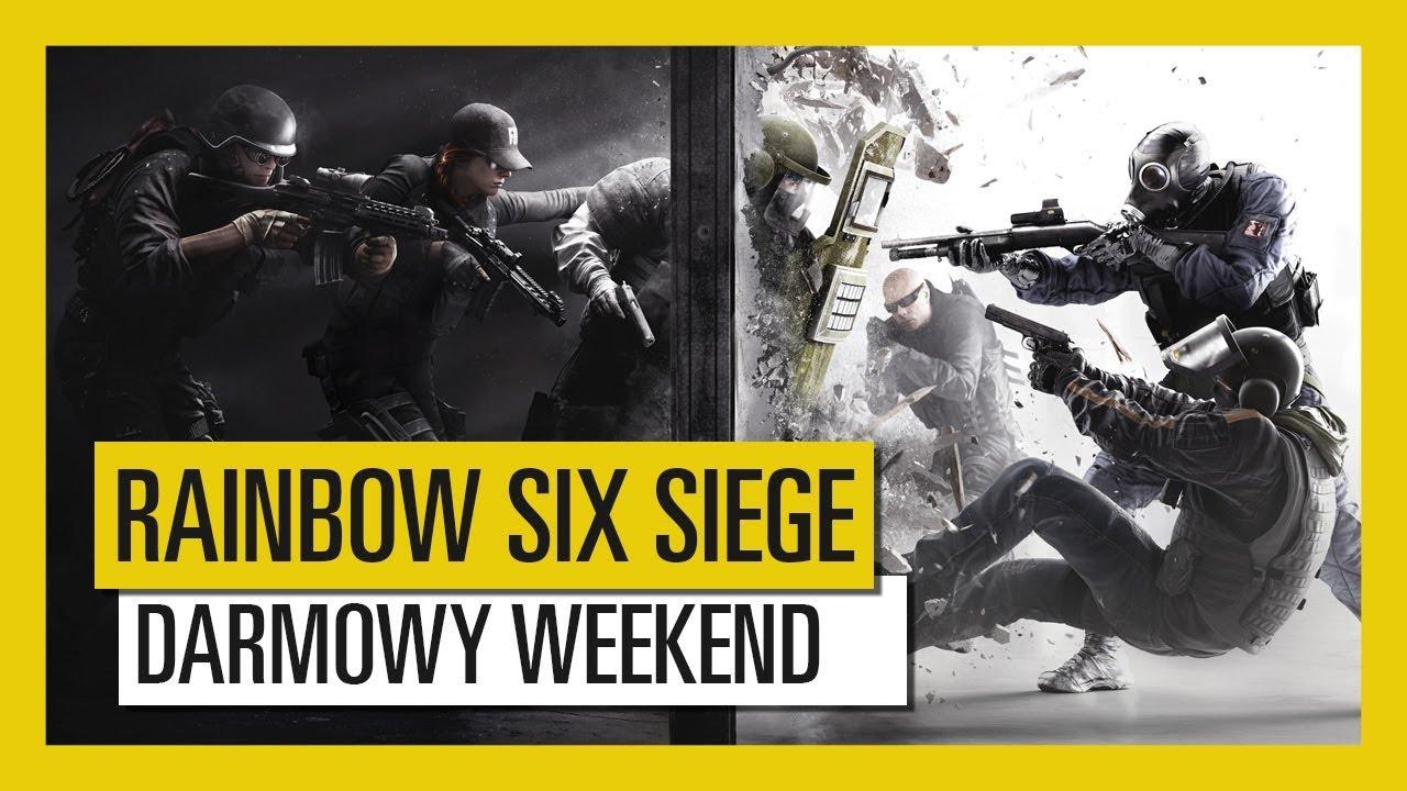 Tom Clancy's Rainbow Six Siege – Graj za darmo od 15 od 18 lutego!