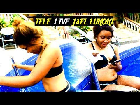 Tele Show Jael Lukoki Alongoli Bilamba Piscine Afingi Celeo Scram Na Ma Chantal  Grave