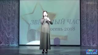 соло Зиновьева Елизавета,  эстрадный вокал, Б (13-17 лет)