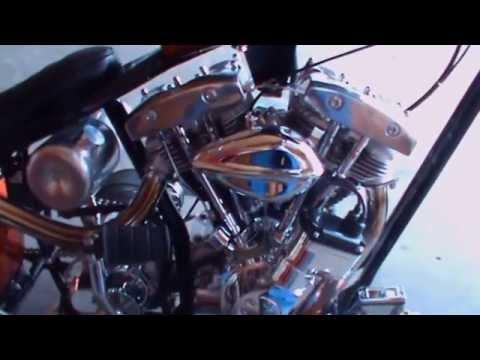 My 96` Shovelhead all tuned by Michael Metcalf