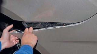 Как снять бампер фольксваген поло за 5 минут (видео)