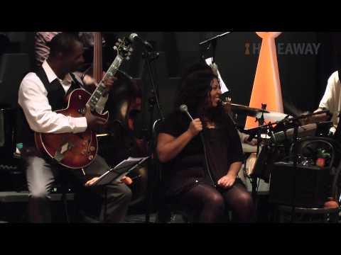 Ciyo Brown's Jazz Reggae Meltdown ft. Heidi Vogel - Stolen Moments