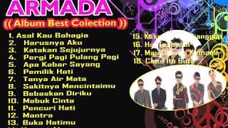 Lagu ARMADA Favorite ALBUM Colection - (( Lagu Indonesia Terbaik )) Hitz