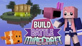 Animals! ♥ω♥  | Build Battle | Minecraft Building Minigame