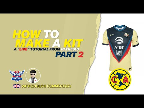 FC'12 Tutorial | How to make a kit - part 2