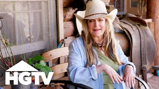Susan Olsen | Back Home with the Bradys | HGTV