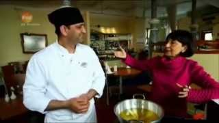 Chef Mahesh Joshi Madhur Jaffery Curry Nation Episode 8 Scotland,haggis Bhatoora.