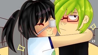 Yandere Chan with EYE PATCH Is In Love With ME!? | Bijuu Mike