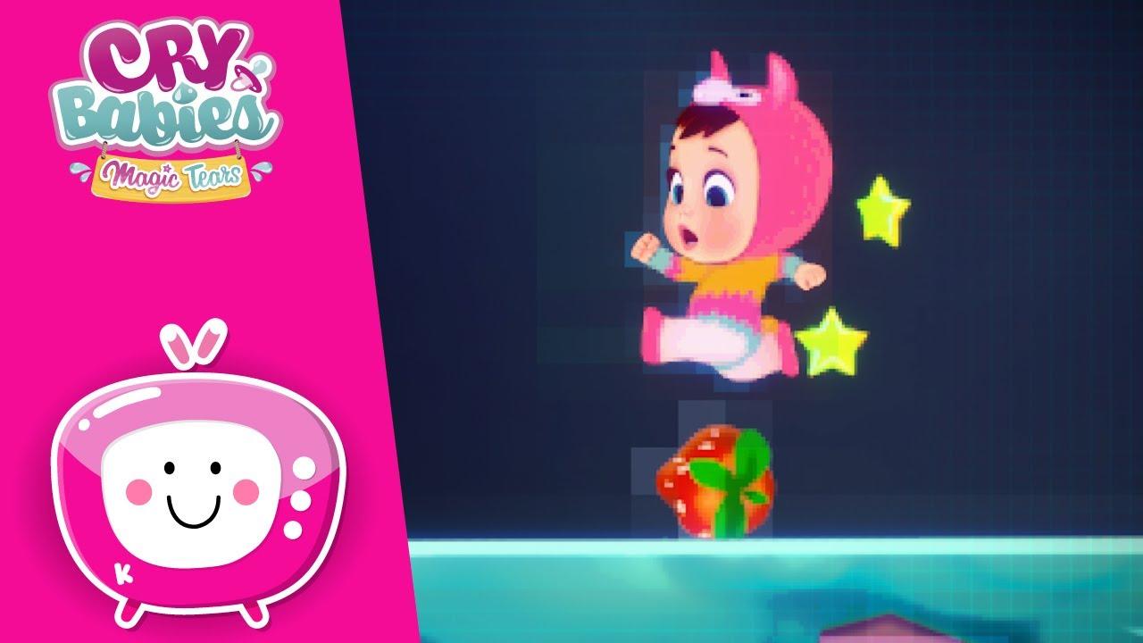 Download Piégé dans le jeu 🥴🎮 CRY BABIES 💧 MAGIC TEARS 💕 NOUVEL ÉPISODE 🌈 Dessin animé pour enfants