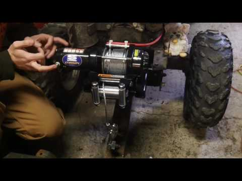Superwinch LT3000ATV Install and How To - YouTube on superwinch motor, superwinch t1500, superwinch amazon, superwinch terra 35, superwinch circuit breaker, superwinch braking system, superwinch control, superwinch winch trailer, superwinch x3,
