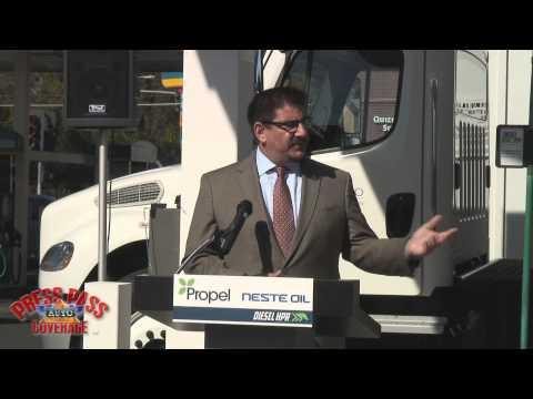 Propel Press Conference - Phil Serna