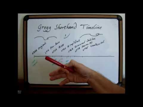 Differences Between Business and Personal Use of Gregg Shorthand