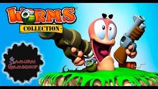 Worms Collection - Trailer Samurai Gameshop