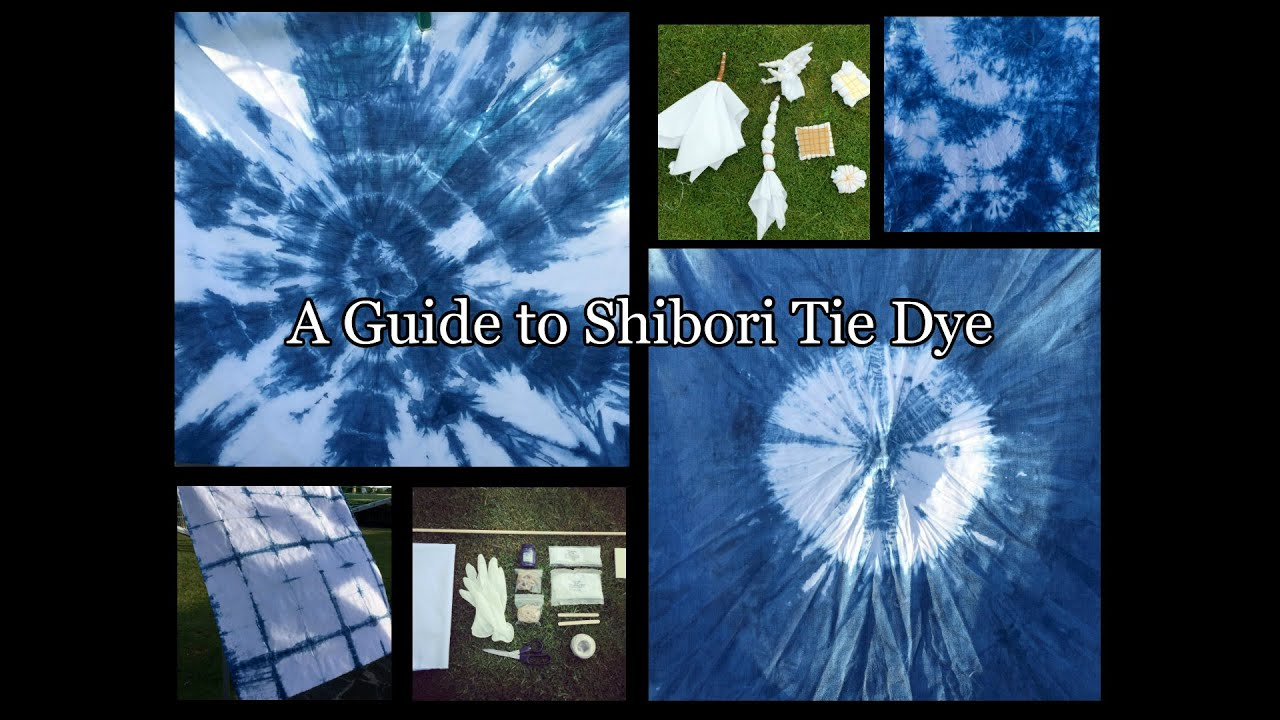 How To Do Shibori At Home Beautiful Do You Know The Types