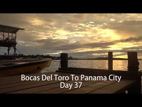 Travel from Bocas Del Toro to Panama City _037
