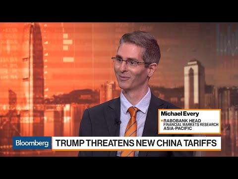 Going to See a Lot More Tariffs Going Forward, Says Rabobank's Every