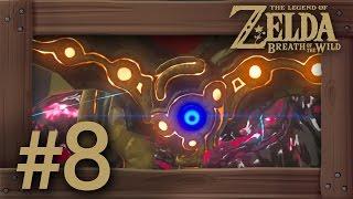 Zelda Breath of the Wild Walkthrough Part 8 | Vah Ruta Dungeon & Waterblight Ganon (Switch Gameplay)