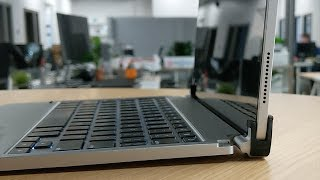 hands on with the brydge wireless keyboard