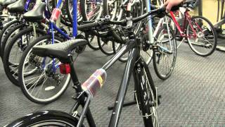 Roc Fitness Bike Hybrid