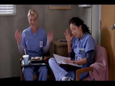 """Young Folks"" on Grey's Anatomy"