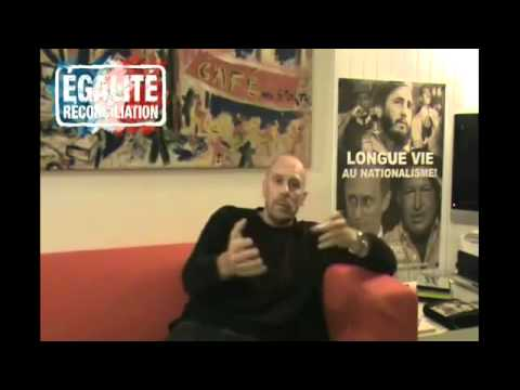 Alain Soral-september 2009 English subtitles FRENCH ANTI NWO AUTHOR