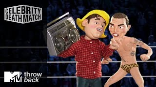'Steve-O vs. Andy Milonakis' Official Clip | Celebrity Deathmatch | #TBTMTV