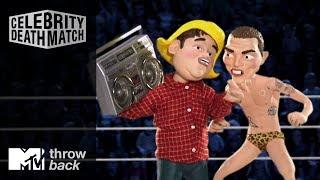 'Steve-O vs. Andy Milonakis' Official Clip | Celebrity Deathmatch | #TBTMTV
