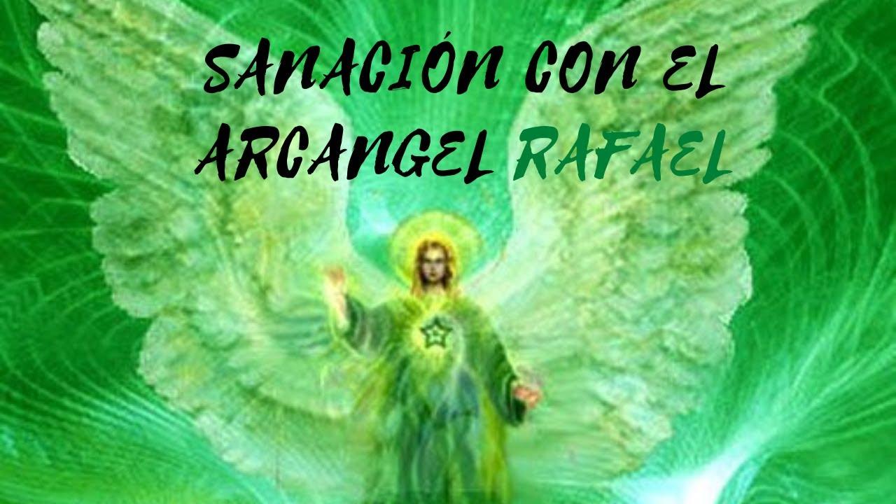 Haz Esta ORACION Al Arcangel RAFAEL Para La SANACION [El Rayo VERDE Del Medico Del CIELO] 🙏🙏