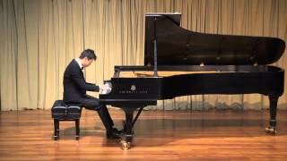 Chopin - Waltz in E Minor, Op. posth., Martin Leung