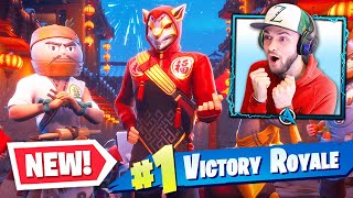*NEW* CHINESE NEW YEARS EVENT in Fortnite! (FREE skins + MORE)