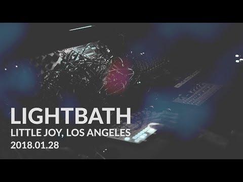 Little Joy (live excerpt) - Triptronics Research, Los Angeles | Eurorack Modular Synthesizer