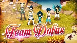 TEAM DOFUS | Donjon, Maladie, Eclypsia, Cavicon, Travail d'été !