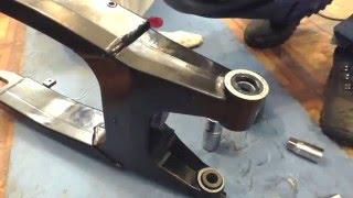 Збираємо маятник - Частина 3 - Підготовка стантового мотоцикла