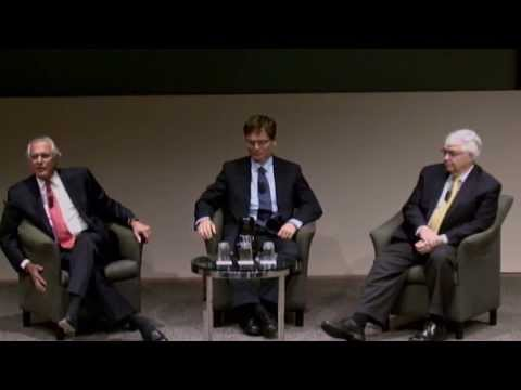 Richard Fisher, John Taylor Discuss Fed's QE Program