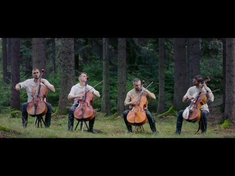 BOHEMIAN RHAPSODY - Prague Cello Quartet [Official video]