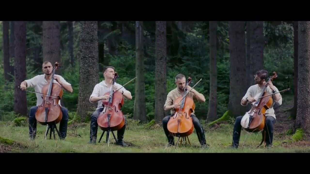 Download BOHEMIAN RHAPSODY - Prague Cello Quartet [Official video]