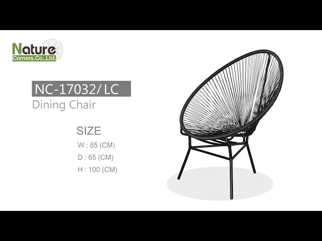 New Collection | NC-17032/LC #Dining Chair by Nature Corners