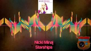 Nicki Minaj  - Starships (Bass Boost) [HD]