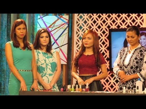 My 1st TV Appearance as a Youtuber/Blogger - MARS 111413