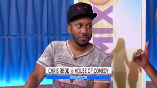 Chris Redd at House of Comedy