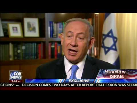 BENJAMIN NETANYAHU FULL ONE-ON-ONE EXPLOSIVE INTERVIEW WITH SEAN HANNITY 4/21/2017