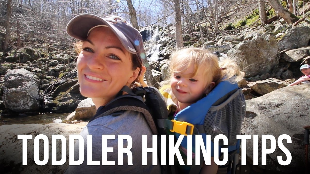 522baa1a549 Toddler Hiking Tips - Shenandoah National Park - Our RV Life - YouTube