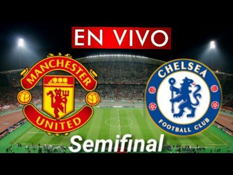 Cmo ver la semifinal de la FA Cup entre Chelsea y Manchester ...