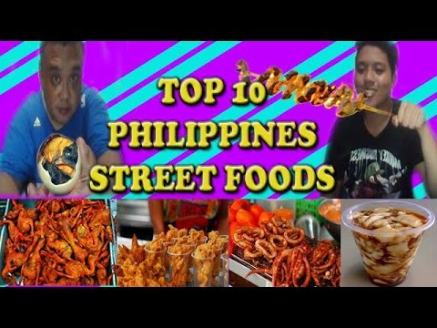 Thesis about street foods in the philippines